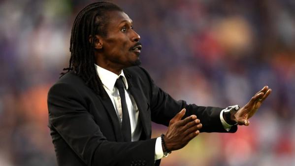 Madagascar Sénégal (2-2): Aliou Cissé accuse la pelouse et l'arbitrage