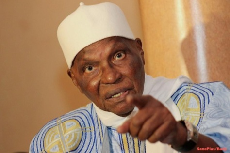 Me Abdoulaye Wade lance le combat :