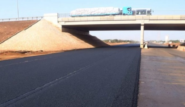 Autoroute à péage : Le tronçon AIBD-Mbour-Thiès sera livré en mi-décembre