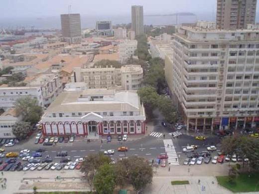 Dakar, cité bordel et bazar