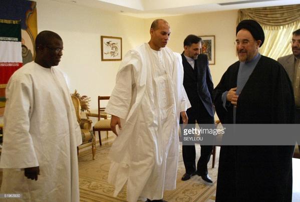 Parrainage : Karim Wade à la conquête de 200 mille signatures