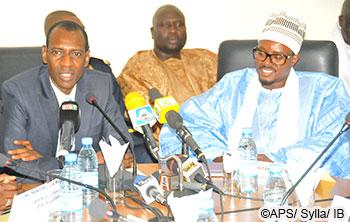 "Serigne Bass Abdou Khadre à Abdoulaye Daouda Diallo: ""Certains disent que je fais le bilan de Macky Sall, mais…"""