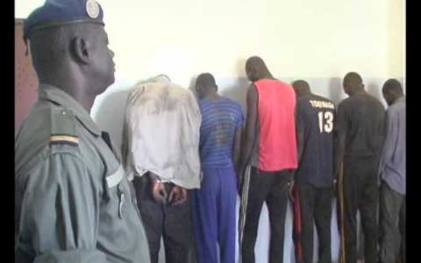 Un Gang, auteur de multiples agressions démantelé à Dakar