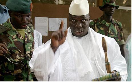 La Gambie dément qu'une cargaison d'armes venue d'Iran lui était destinée