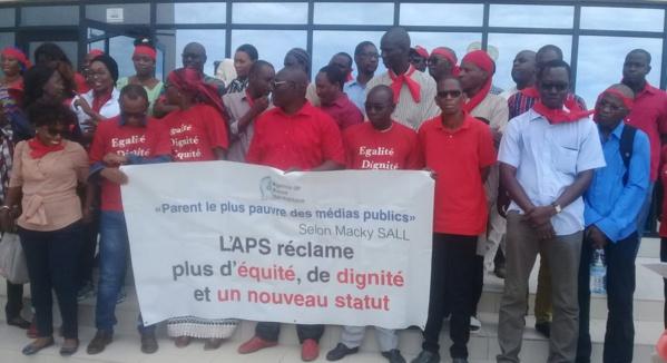 Demain (Mardi) 10h, La Presse Sénégalaise Au Chevet De L'APS