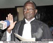 Saisine du conseil constitutionnel par Me Wade: un constitutionnaliste prône sa suppression si elle est confirmée