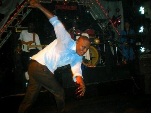 MUSIQUE : Alioune Mbaye NDER la surprise du Fesman. Les ingénieurs de son le baptisent le «Michael Jackson » Sénégalais