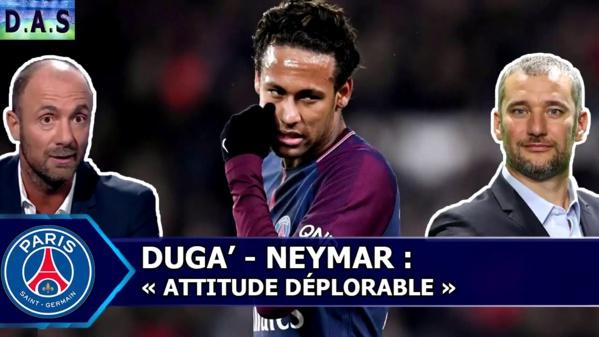 Dugarry détruit Neymar et le PSG