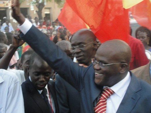 Modibo Diop et compagnie en prison