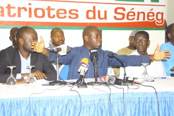 Birame Soulèye Diop,l'administrateur général de Pastef libéré après son audition