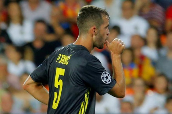 La Juventus Turin assure à Valence même sans Cristiano Ronaldo