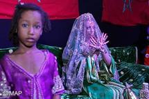 Une Cérémonie de mariage pour célébrer le patrimoine marocain au FESMAN de Dakar