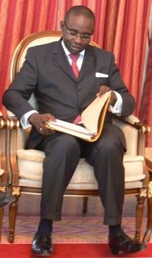 Cité dans la suite logique du « Dossier Modibo Diop », Samuel Sarr serat-il à la recherche d'une carapace solide à Touba ?