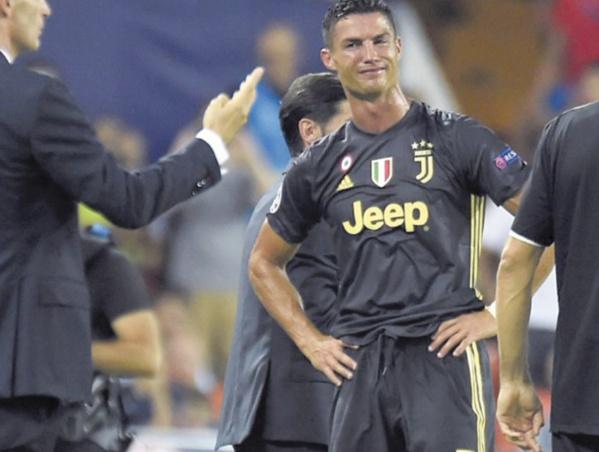 Juventus : l'UEFA ouvre une enquête contre Ronaldo !