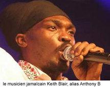'Tout est parti de l'Afrique'', déclare le Jamaïcain Anthony B