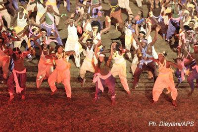 """""""Les danses contemporaines africaines rendent compte d'une appropriation"""" (chercheur)"""