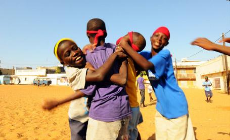 Dakar, la cité des enfants perdus