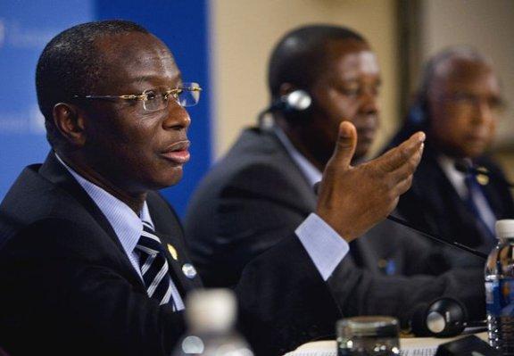 L'ancien ministre Abdoulaye Diop nommé Vice-gouverneur de la Bceao