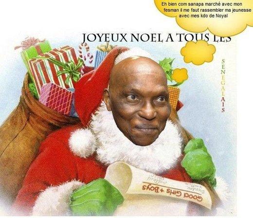 Contribution : Bonjour Papa Noël