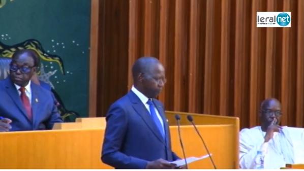 Gouvernement-G6 : Seydou Guèye fait le point, le Cusems se démarque