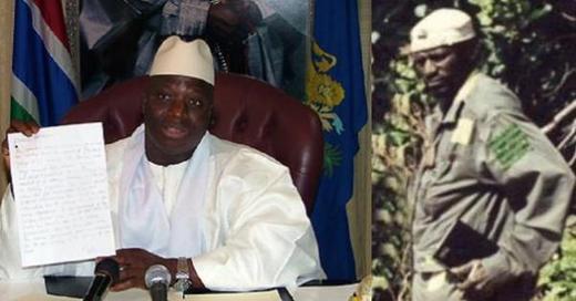 OPINION : Un internaute fait des révélations sur les relations entre Yaya Jammeh et Salif Sadio
