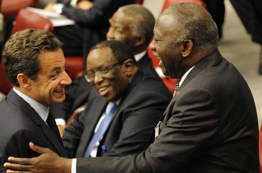 Rafles massives depuis hier - Gbagbo a commencé la prise en otage des étrangers