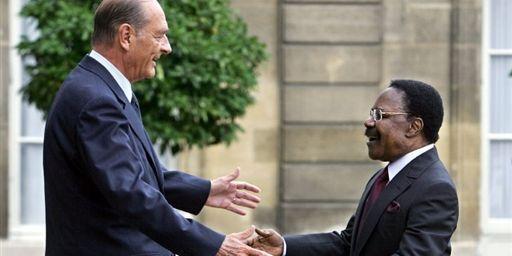 Selon WikiLeaks, Omar Bongo aurait détourné des fonds au profit de partis français