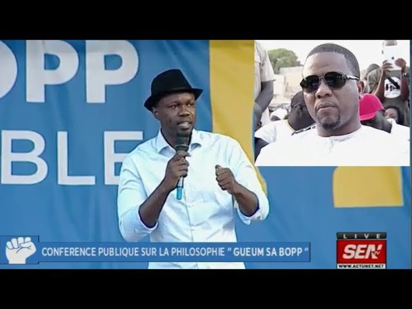 Bougane Guèye Dany sur le livre de Ousmane Sonko: « le Sénégalais lambda a plus besoin de pain que d'un livre »