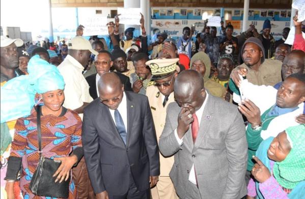 Abdoulaye Mbaye DG du marché au poisson de Pikine auréolé par le MDES: « Faire de l'entreprise marchande l'une des plus modernes et plus attractifs en Afrique »…