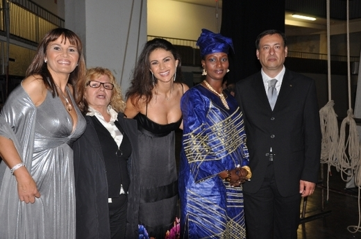 ITALIE: Mme Aïda Fall, la première sénégalaise à obtenir la distinction de l'Intégration