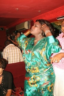 Ngoné Ndiaye Guewel sur son altercation avec Ndiolé:« Je demande pardon »