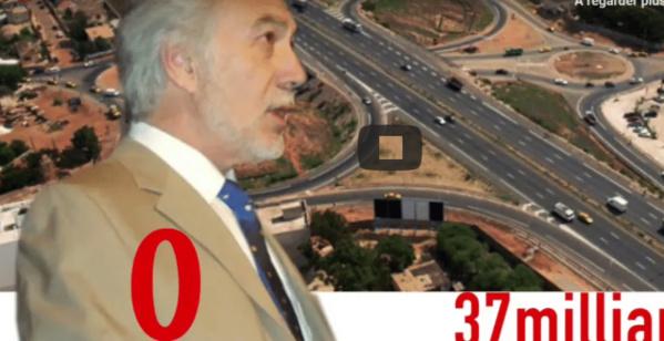 Autoroute à péage : Bilan de 5 accidents par jour, Eiffage s'en lave les mains