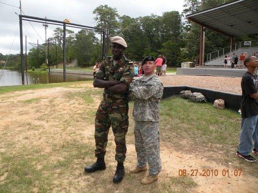 Le Lieutenant Abdou Karim Boye : Le « Ranger » Sénégalais tué en Casamance