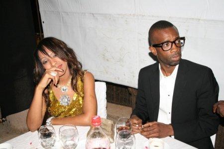 Bouba Ndour au lendemain de son remariage avec Viviane Ndour : « Mangui enjoy ! »