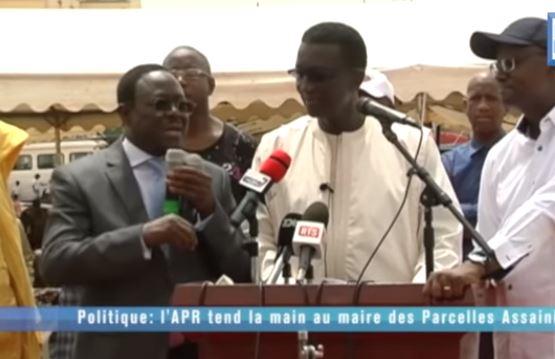Présidentielle de 2019 : Moussa Sy parraine et Macky Sall