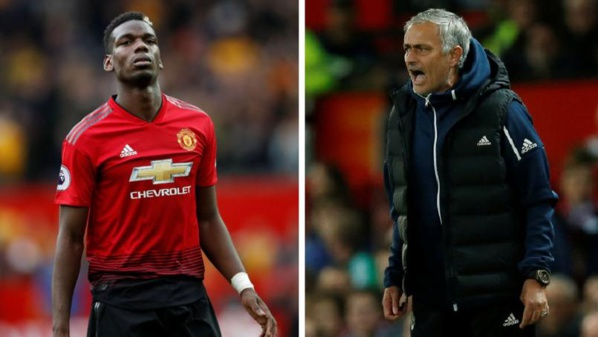Les explications sur l'échange glacial entre Pogba et Mourinho