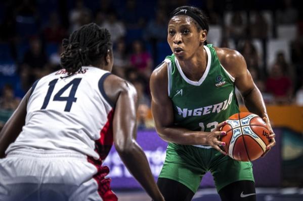 Mondial basket : Le Nigeria renversé à la pause (23-27)