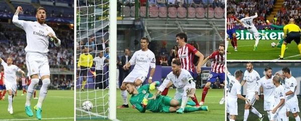 Real et Atlético dos à dos, CR7 manque au Real Madrid