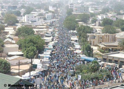 Magal 2011 : « La maladie diarrhéique signalée à Diourbel, serait bénigne et ne concerne pas la ville de Touba », rassure Cheikh Abdoul Ahad MBACKE Gaïndé Fatma