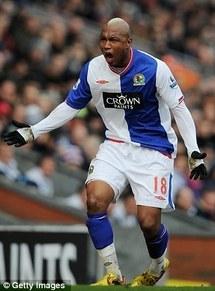 Premier League : El-Hadji Diouf en dessous de tout