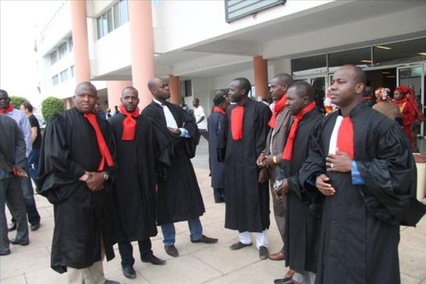 Justice : Sytjust entame une grève de 72 heures à partir d'aujourd'hui