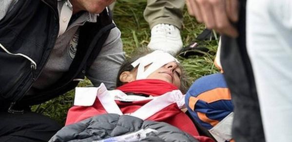 Ryder Cup: La spectatrice blessée va perdre son œil et compte porter plainte