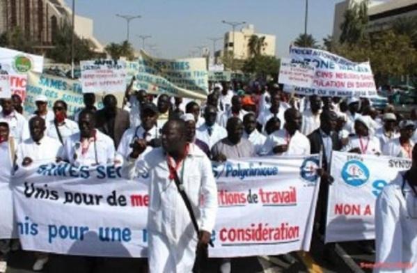 Santé : And Gueusseum se radicale et décrète une série de grèves