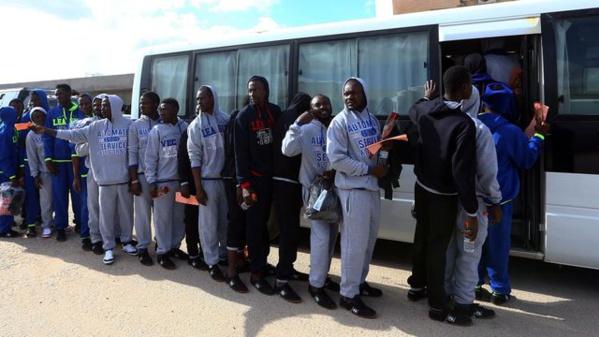 Rapatriés de Tripoli : Près de 120 sénégalais attendus hier, à Diass