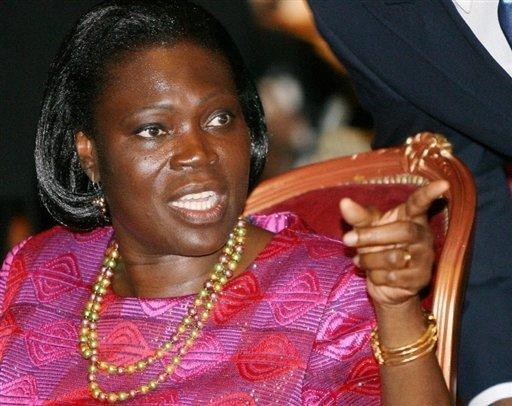 Simone Gbagbo dit à Laurent : « Si tu cèdes, tu n'es pas garçon »