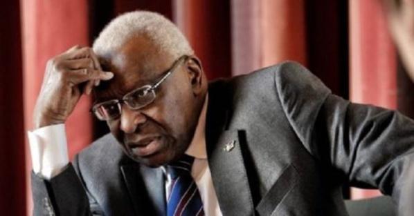Corruption présumée: Une nouvelle affaire contre Lamine Diack