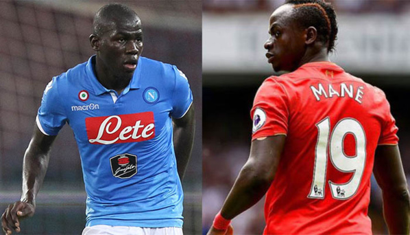Koulibaly fait tomber Liverpool de Sadio Mané