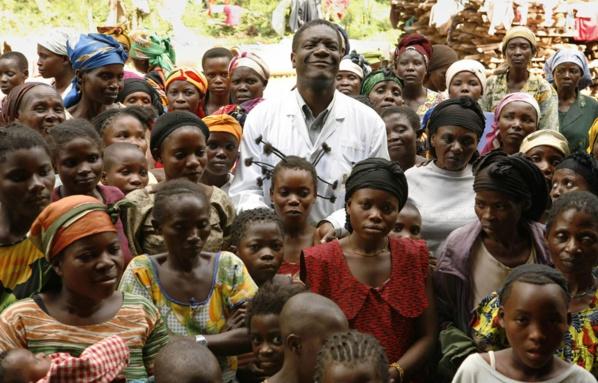 Prix Nobel de la paix: Denis Mukwege, le gynécologue congolais qui «répare» les femmes