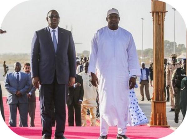 Dakar et Banjul signent ce jeudi, un accord de lutte contre la drogue