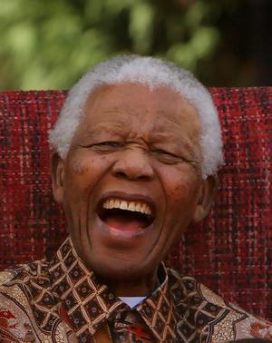 Nelson Mandela, l'Immortel !